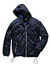 Jacamo Navy Baldwin Windcheater