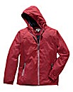 Jacamo Red Baldwin Anorak
