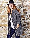 Jeffrey & Paula Boucle Cardigan Jacket