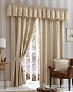 Velour Curtains Three Inch Header