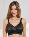 Elomi Cate Full Cup Non Wired Black Bra