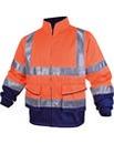 DeltaPlus Hi-viz jacket