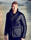 Flintoff By Jacamo Quilted Jacket