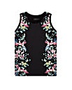 Label J Birds of Paradise Vest Long