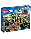 LEGO City Volcano Exploration Base