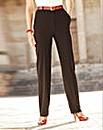 Slimma Classic Leg Trouser L26in/66cm