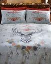 Woodland Chief Reversible Printed Duvet