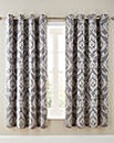 Baroque Jacquard Lined Curtains
