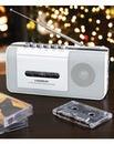 Compact Radio Cassette Recorder