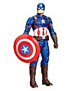 Marvel Captain America Titan Hero Figure