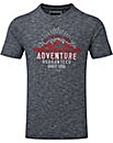 Tog24 Kilter Mens T-shirt Adventure