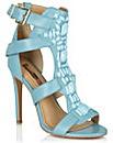 Divine Embellished T Bar Sandal
