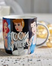 100% Princess Mug