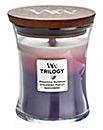 Woodwick Trilogy Wild Berry Smoothie