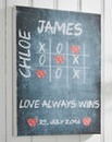 Personalised Love Always Wins Canvas
