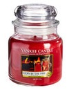 Yankee Candle Cosy By The Fire Medium