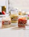 Yankee Set of 3 Food & Spice Small Jars