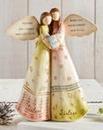 Sisters Angel Ornament