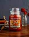 Yankee Candle Honey Clementine Large Jar