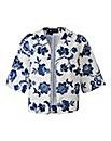 MM Crop Textured Jacket