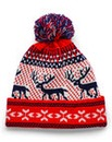 Novelty Fairisle Bobble Hat