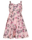 Samya Floral Print Cocktail Dress