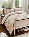 Ralenka Lace Trim Duvet Cover Set