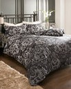 Ombre Damask Duvet Cover Set