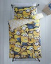 Sea of Minions Panel Duvet Personalised