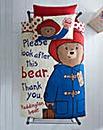 Paddington Bear Panel Duvet Cov Set