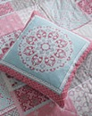 Shantar Printed Square Cushion