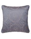 Estow Textured Jacquard Filled Cushion