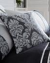 Pheobe Jacquard Filled Square Cushion