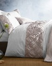 Birch Rouched Duvet Set