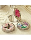 Decorative Handbag Mirrors Set of 3