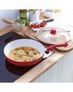 Deep Frying Pan with Lid 28cm