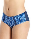 2 Pack Print Blue Briefs