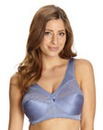 Glamorise Ice Blue Classic Non Wired Bra