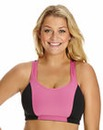 Medium Impact Sports Bra Black