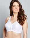 Glamorise Back Support Non Wired Bra