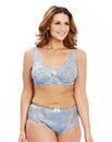 2 Pack Full Cup Wired Peach Blue Bras