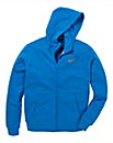 Nike Blue Club Full Zip Hooded Sweat