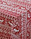 Reindeer Table Cloth 180x230cm