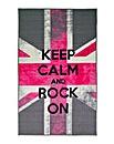 Rock On Fun Design Rug