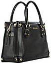 Michael Kors Tryn Md Black Satchel