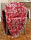 Leaf Jacquard Cushion Cover PK2 BOGOF