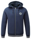 Tog24 Alex Mens Fleece Lined Hoodie