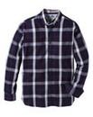 Jacamo L S Check Shirt Long