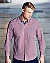Flintoff Long Sleeve Small Check Shirt R