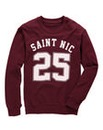 Jacamo Saint Nic Crew Sweatshirt Long